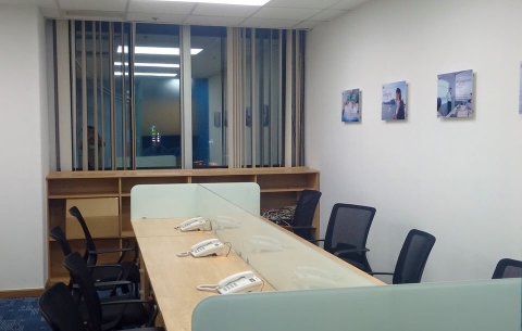 Văn phòng Qiagen toà nhà sunwah q1